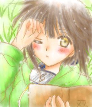 Imagenes de la serie Naruto Hinata